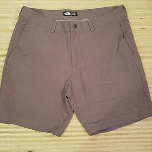The North Face mens shorts size 36.